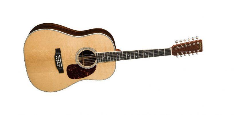 Nueva guitarra D12-35 50th Anniversary de Martin Guitar