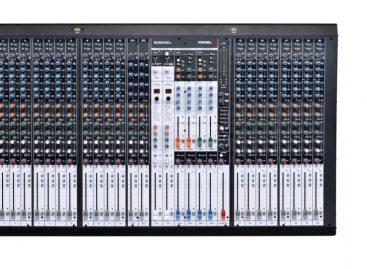 Nueva serie MLX de mezcladoras de Proel