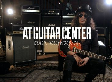 AKG se asocia con Guitar Center y su serie de videos AT: Guitar Center
