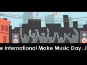 Zildjian celebró Make Music Day este pasado 21 de junio