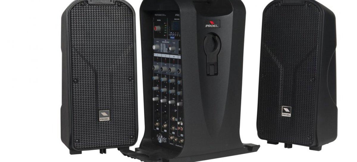 Proel presenta el sistema FREEPACK65LT