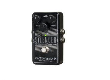 Electro-Harmonix presenta The Silencer