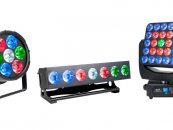 ACL Series: Toda una gama de luminarias de Elation