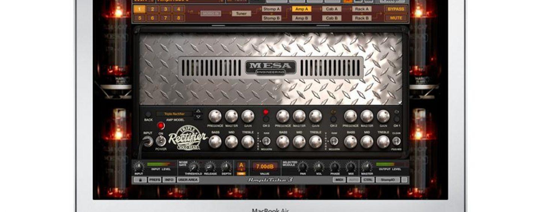 MESA/Boogie ahora se encuentra en AmpliTube Custom Shop