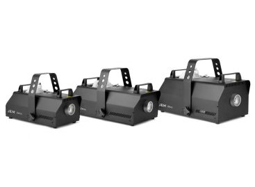 Martin Professional lanza la serie JEM ZR de máquinas de humo
