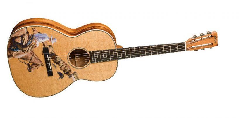 LE-Cowboy-2015 es la nueva guitarra edición limitada de Martin Guitar