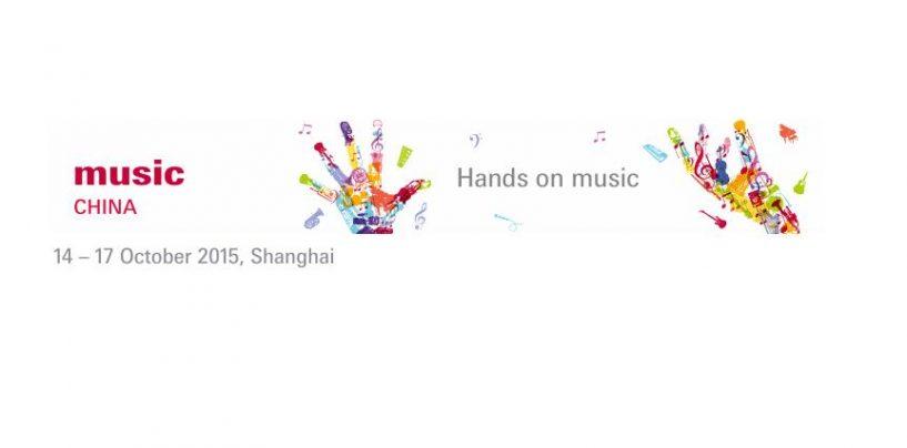 Music China 2015 sigue creciendo