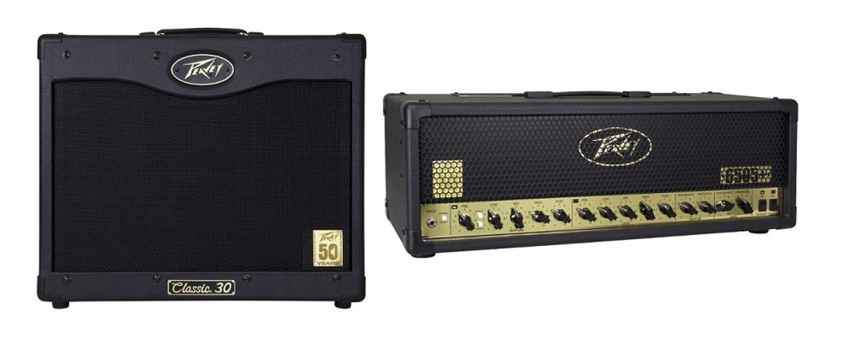 Peavey Electronics lanza amplificadores conmemorativos a su 50 aniversario