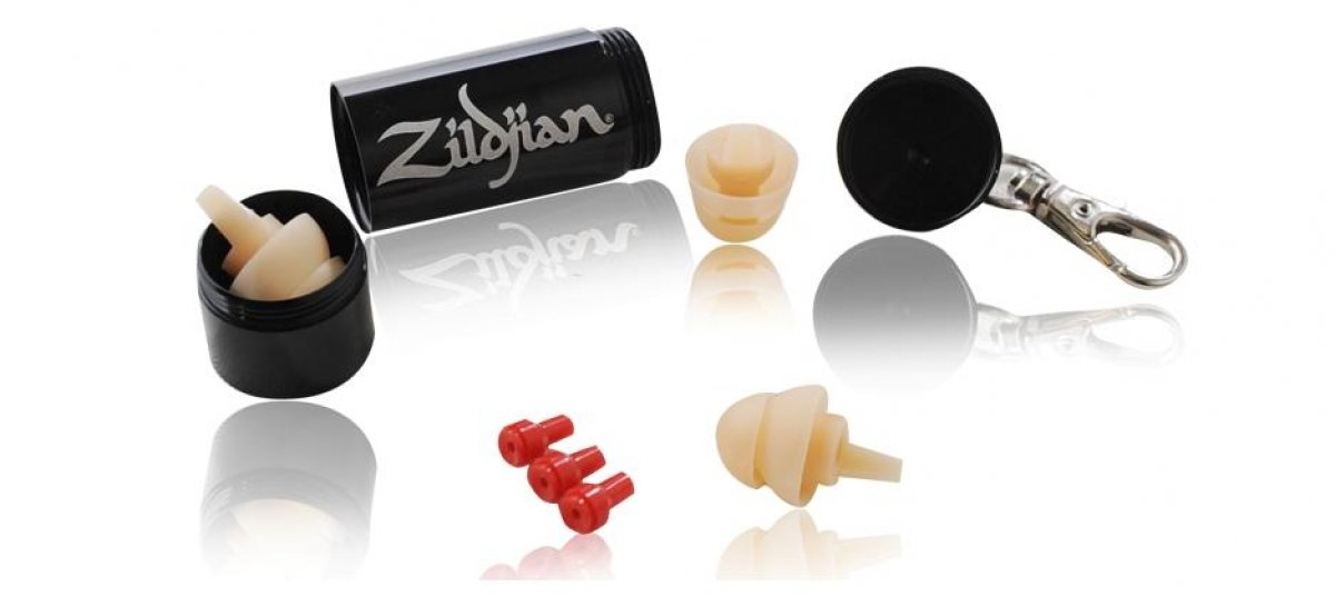 Nuevos protectores para oídos HD Hearing Protection de Zildjian