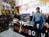 Musicopolix presenta sus nueve tiendas