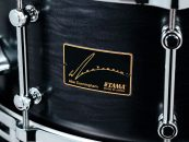 TAMA presenta el nuevo snare drum signature AC146 de Abe Cunningham
