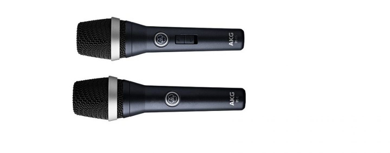 Nuevo micrófono dinámico direccional D5 C de AKG