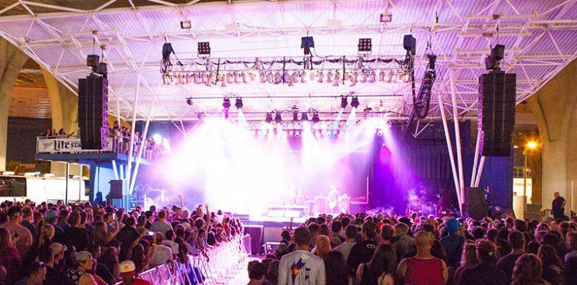 Adamson refuerzó el sonido en el Summerfest