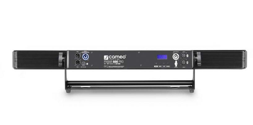 PixBar 600 PRO de Cameo una barra de luz 12x12W RGBWA