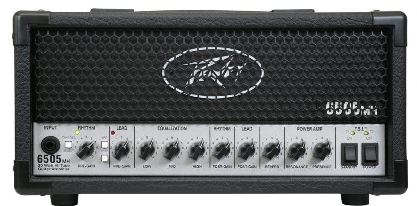 Disponible amplificador para guitarra 6505 MH Micro Head de Peavey