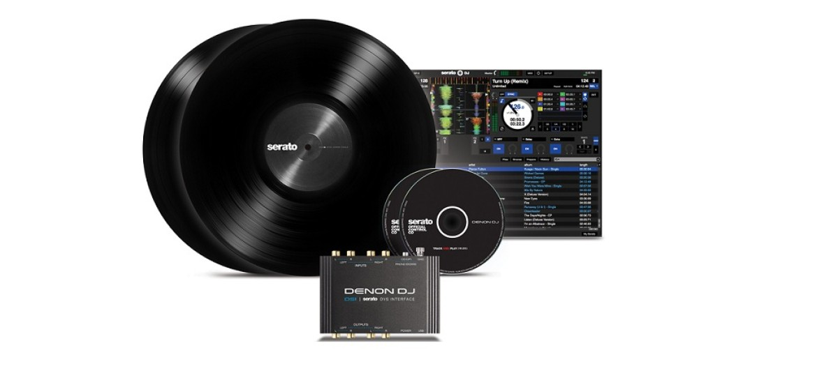 Denon DJ presenta la interfaz de audio DS1 Serato