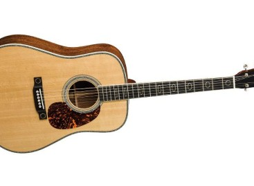 Nueva guitarra HD-35 CFM IV 60th de Martin Guitar