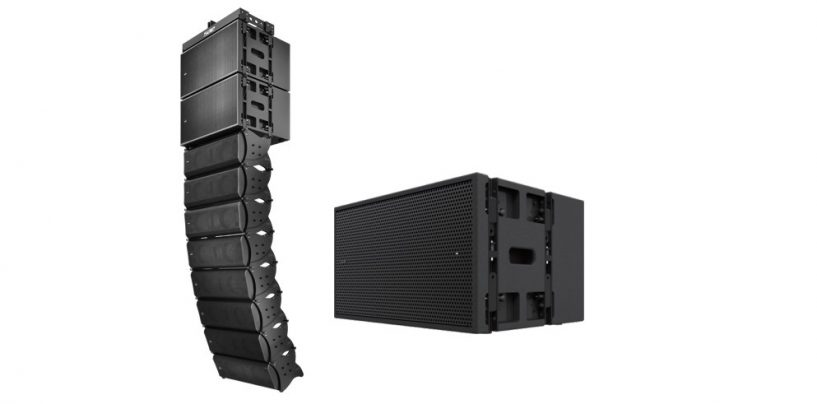 Altavoz V1212P LF de Sae Audio