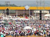 Adamson dio soporte al Papa Francisco en Ecuador