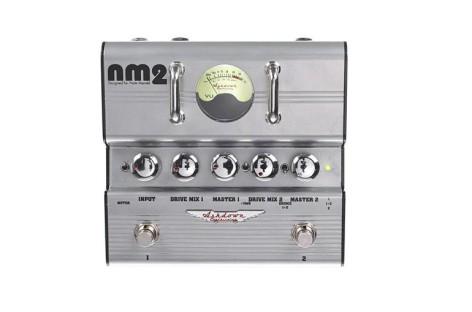 Disponible el pedal NM2 – Nate Mendel Double Drive de Ashdown