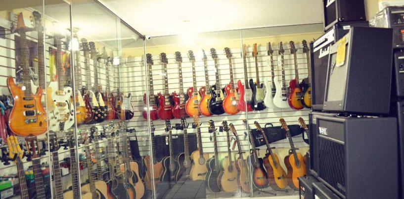 Marcas presentes y productos propios en Shopping Music