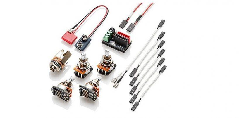 Una mirada a los Wiring Kits de pastillas EMG