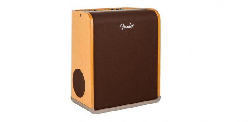 Amplificadores Acoustic Pro y Acoustic SFX de Fender llegan para quedarse