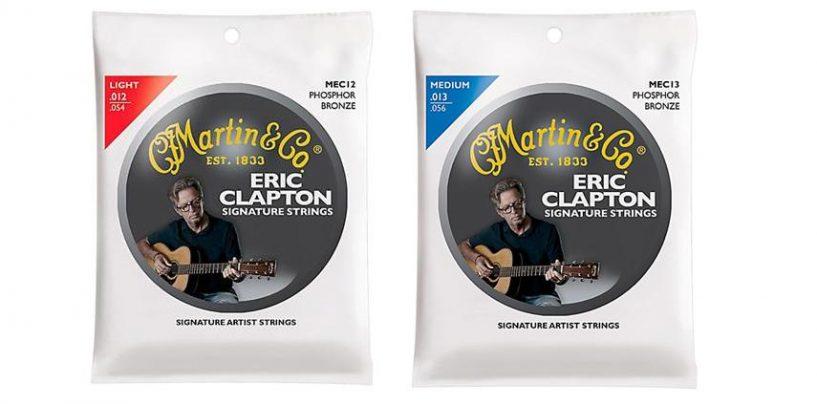 Un toque de Eric Clapton en su guitarra