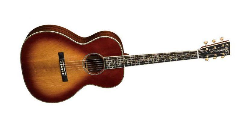 La guitarra SS-0041-15 se une al grupo de novedades de Martin