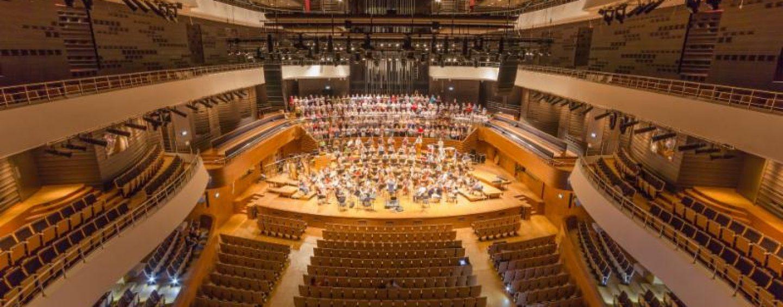 El National Forum of Music se equipa con Philips Entertainment Lighting