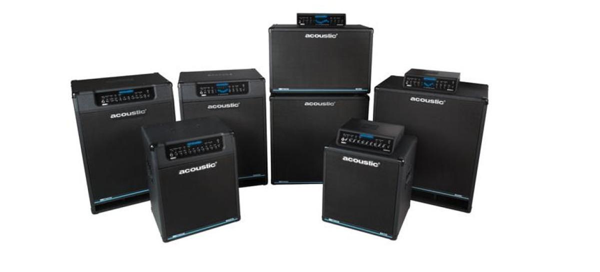 Acoustic presenta la serie Class-D y Neo