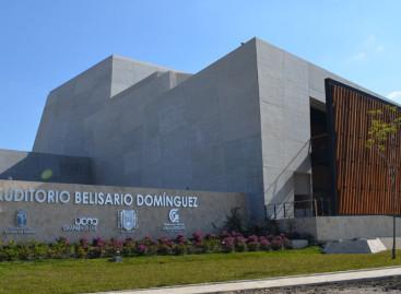 D.A.S. cubre de sonido al Auditorio Dr. Belisario Domínguez en Chiapas
