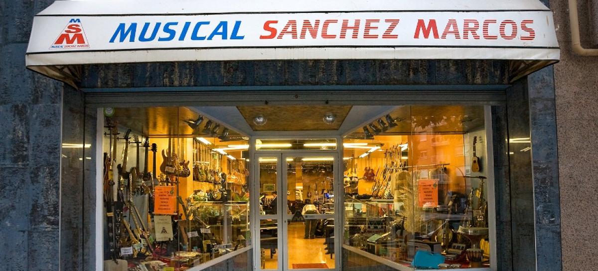 Musical Sánchez Marcos llegando a sus 30 años