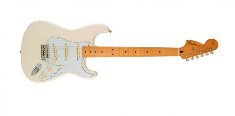 Fender anuncia la guitarra Jimi Hendrix Stratocaster