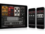 Disponible última versión de AmpliTube de IK para iPhone e iPad