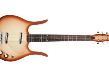 Danelectro relanza los modelos de guitarra y bajo Longhorn