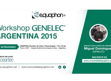 Genelec presenta seminarios en Uruguay y Argentina