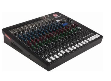 Harbinger anuncia la mezcladora compacta L2404FX-USB
