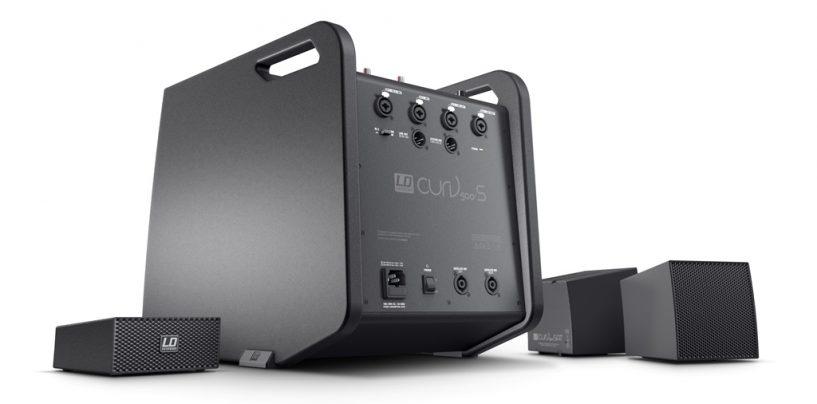LD Systems CURV 500 ya está disponible