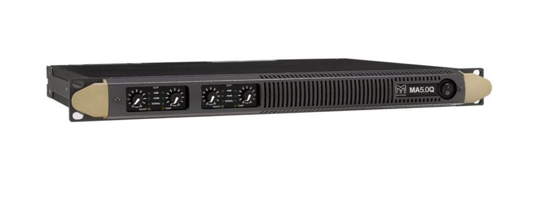 Nuevo amplificador MA5.0Q de Martin Audio