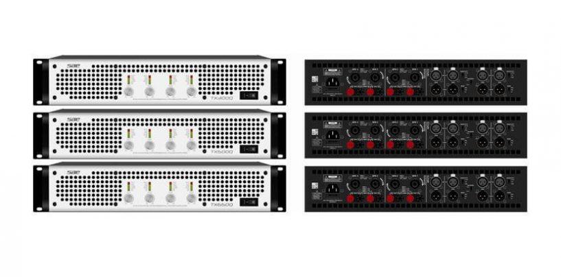 SAE Audio lanza la serie TXQ de amplificadores