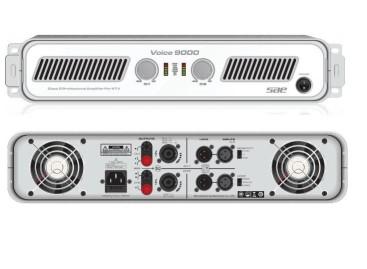 Voice 9000 es uno de los amplificadores de la Voice Series de SAE