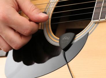 Conociendo al iRig Acoustic, la interfaz micrófono de IK
