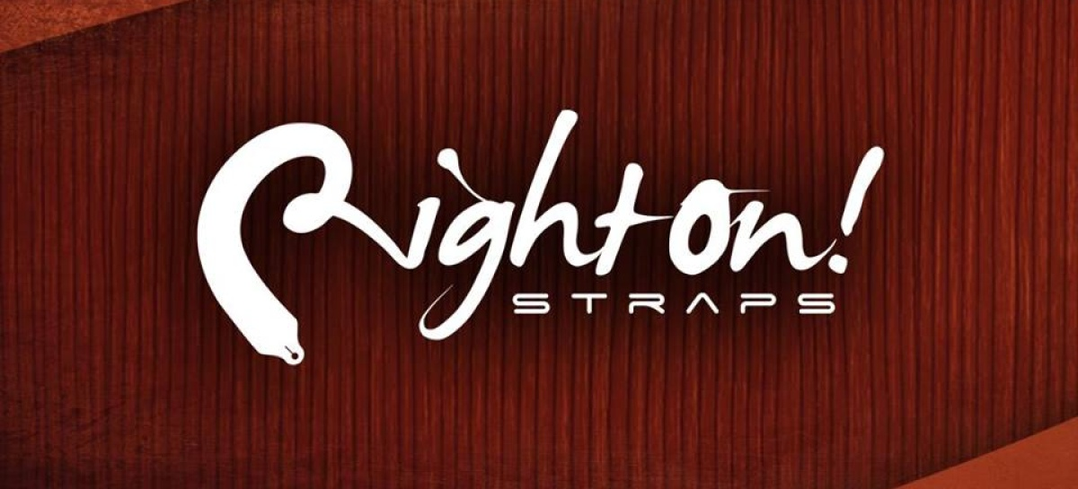 La marca de correas RightOn! Straps ya está disponible en Estados Unidos