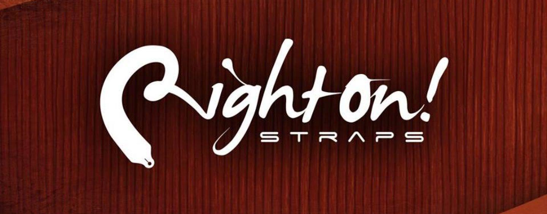 La marca de correas RightOn! Straps ya está disponible en Estados Unidos
