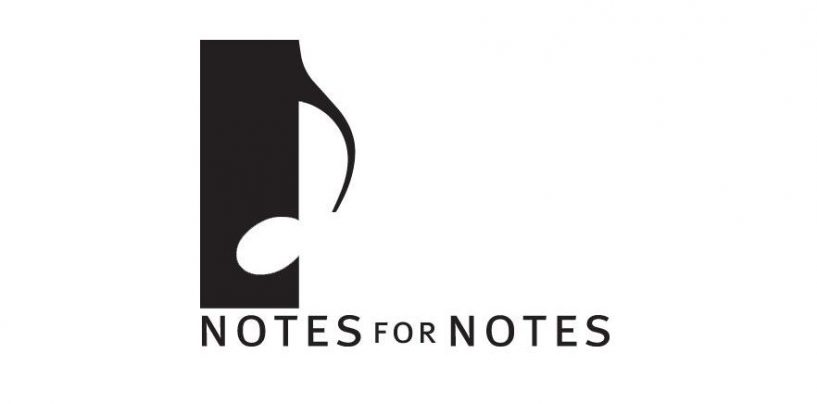 Audio-Technica renueva su patrocinio a Notes for Notes