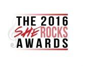 Anunciadas las galardonas a los She Rocks Awards 2016