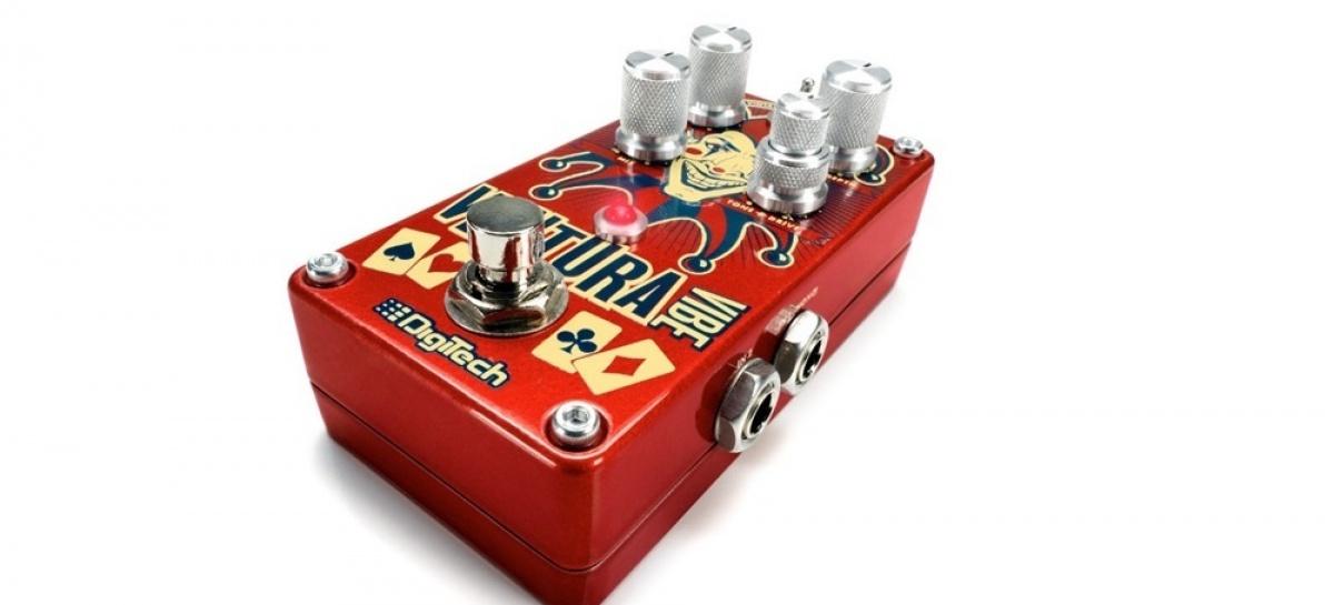 DigiTech presenta el nuevo pedal Ventura Vibe