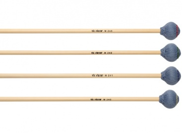 Vic Firth lanzó la nueva Contemporary Series Vibraphone Mallets