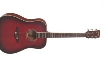 Vintage lanza las guitarras V501 y VEC501 Dreadnoughts